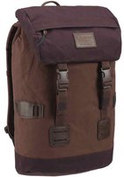 Burton Tinder Pack beagle brown waxed canvas
