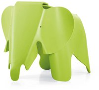 Vitra Eames Elephant Hocker dark lime
