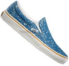 Vans Slip-On Denim Splatter blue