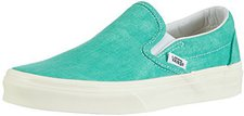 Vans Slip-On Washed pool green