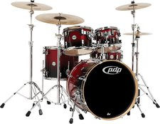 Pacific Drums & Percussion Concept Maple Red To Black (CM6)