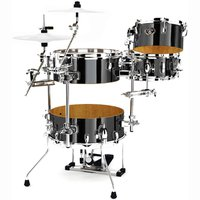 Tama Silverstar Brushed Charcoal Black (VD46CB-BCB)
