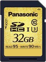 Panasonic SDHC SDUD 32GB Class 10 UHS-I (RP-SDUD32GAK)