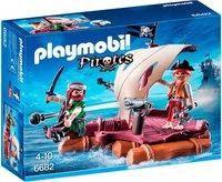 Playmobil Piratenfloß (6682)