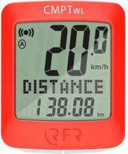 RFR Fahrradcomputer Wireless CMPT (red)