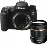 Canon EOS 760D Kit 18-270 mm Tamron