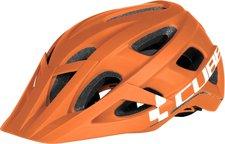 Cube Helm AM Race orange'n'white