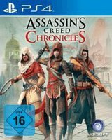 Assassin's Creed: Chronicles (PS4)