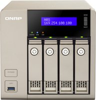 QNAP TVS-463-8G - 4x2TB