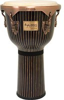 Tycoon Percussion Master Handcrafted Pinstripe Djembe (TJHC-712 ACT1)