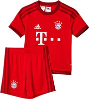 Adidas FC Bayern Mini Kit Kinder 2015/2016
