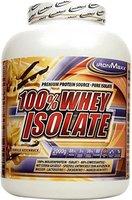 IronMaxx 100% Whey Isolate Vanille 2000g