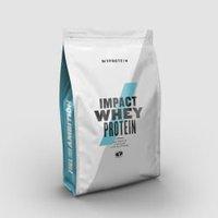 MyProtein Impact Whey Protein 2500g Vanilla