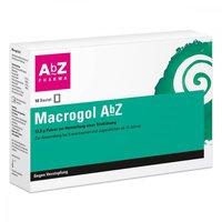 AbZ Macrogol AbZ Pulver zum Herstellen einer Lösung zum Einnehehmen (10 Stk.)