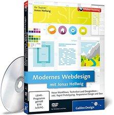 Galileo Press Modernes Webdesign