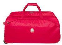 Delsey U-Lite Classic Rollenreisetasche 64 cm red