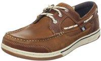 Sebago Triton Three-Eye british tan/brown leather