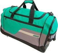 Travelite Kick Off IV Rollenreisetasche XL 75 cm green