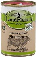 Dr. Alder's Landfleisch Wolf Rinderpansen (400 g)