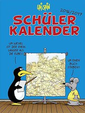 Lappan Verlag Schülerkalender 2015/2016 Uli Stein
