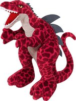 Nici Creatures - Drache rot mit Zähnen 22 cm stehend