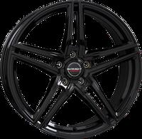 Borbet XRT (8x18) schwarz glänzend