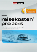 Lexware reisekosten pro 2015
