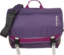 Travelite Basics Messenger purple (6908)