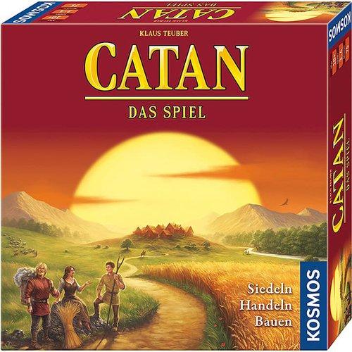 Kosmos Catan - Das Spiel 3 - 4 Spieler