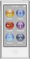 Apple iPod nano 8G 16GB silber