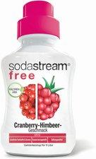 SodaStream Cranberry-Himbeer 375 ml