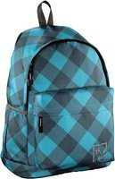 Hama All Out Luton Rucksack blue dream check