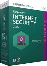 Kaspersky Internet Security 2016 (3 User) (1 Jahr) (DE) (Win) (Box)