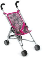 Bayer Chic Mini-Buggy Roma - hot pink pearls