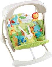 Fisher Price 2-in-1 Babyschaukel kompakt Rainforest
