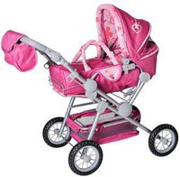 Knorr Twingo Little Princess - pink