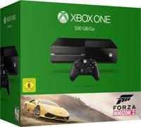 Microsoft Xbox One 500GB + Forza: Horizon 2