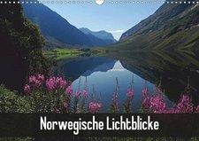 Calvendo Norwegische Lichtblicke