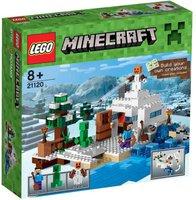 LEGO Minecraft - Das Versteck im Schnee (21120)