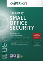 Kaspersky Small Office Security 4 Upgrade (5 User) (DE)