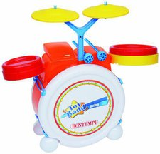 Bontempi Drum Set with legs stool (JD3125)