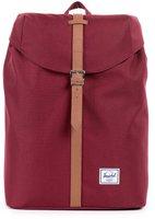 Herschel Post Mid-Volume Backpack windsor wine/tan