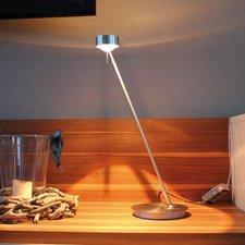 Top Light Puk Table Single 80 cm (6-088-LED)