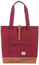 Herschel Market Tote windsor wine/tan