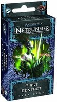 Fantasy Flight Games Android: Netrunner - First Contact (englisch)