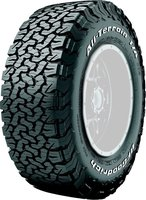 BF Goodrich All Terrain T/A KO2 285/70 R17 121R