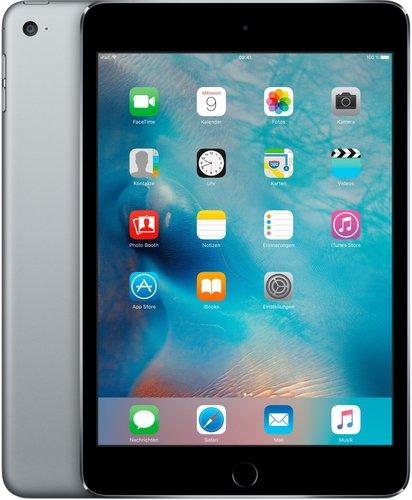 apple ipad mini 4 128gb wifi spacegrau g nstig kaufen. Black Bedroom Furniture Sets. Home Design Ideas