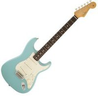 Fender Special Edition '60s Stratocatster Canary Diamond