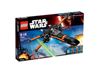 LEGO Star Wars Poes X-Wing Fighter (75102)
