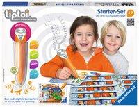 Ravensburger tiptoi Starter-Set Stift und Buchstaben-Spiel